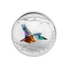 2012 Andorra Large Color Prism Proof 1D- Duck