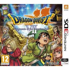 Dragon Quest VII Fragments of the Forgotten Past 3DS Game