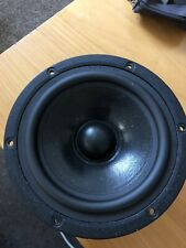 """Vifa midbass woofers PL18WO09-08 immaculate 6.5"""" pair"""