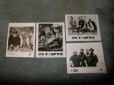 Lot of (40) 24-7 Spyz Promo Promotional Materials