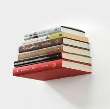 Unsichtbares/ schwebendes Bücherregal Regal CONCEAL von Umbra, weiß (unbestückt)