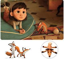 Hot Film The little Prince Le Petit Prince  Fox Plush Doll Puppet Toys 45cm Gift