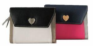 Mala Leather RFID Saffron Compact Purse RRP £31.99 Various Colours