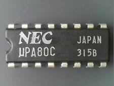 UPA80C NEC  PNP-NPN silicon epitaxial transistor array NOS
