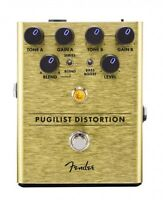 Fender 234534000 Effects Pedal Pugilist Distortion From Japan with Tracking