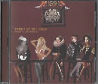 PANIC AT THE DISCO / A FEVER YOU CAN'T SWEAT OUT * NEW CD 2006 * NEU *