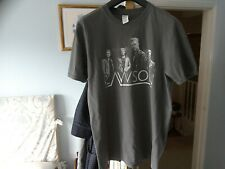 Lawson 2015 Winter Tour Grey T Shirt Size L