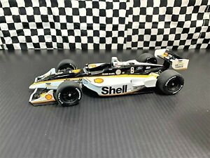 Action Bryan Herta Shell #8 Reynard 99i 1999 CART Season L E 1:18 Boxed