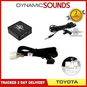 Bluetooth Streaming Handsfree AUX USB MP3 iPhone for Toyota Corolla 2001-2004
