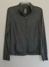 Women's XL ~ Danskin ~ zip up semi-fitted jacket coat