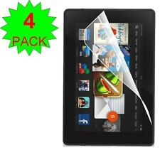 4X Clear Screen Protector Film Cover Guard Amazon Kindle Fire HD 7 inch 2013
