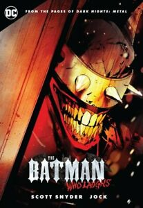 The Batman Who Laughs by Scott Snyder 9781779504463   Brand New