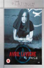Avril Lavigne: My World  DVD NEW