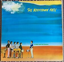 THE BOOMTOWN RATS,A TONIC FOR THE TROOPS ALBUM,VINTAGE LP 33,EXCELLENT CONDITION