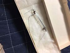 Five Honeywell Oscillograph Model 1508 Flash Tubes.