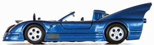 Corgi 1:43 Diecast Vehicle #77348 2000 DC Comics Batmobile - NEW