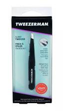 TWEEZERMAN Stainless Steel Slant Full Size Tweezer: NEW! Many Colors- Pls Ask!