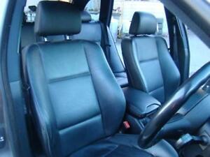 BMW X5 BLACK LEATHER SEATS & DOOR TRIMS E53, 11/00-12/06