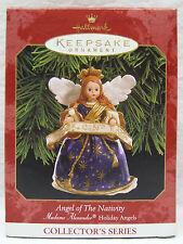 HALLMARK KEEPSAKE ORNAMENT COLLECTOR'S MADAME ALEXANDER ANGEL OF THE NATIVITY