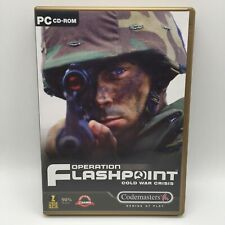 Operation Flashpoint Cold War Crisis Gold Edition Red Hammer (PC CD-ROM 2001)