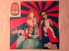 "MURMURS OF IRMA Coloured ice 7"" EP NUMBERED UK"