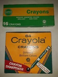 Vintage Crayola Crayons