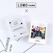 Kpop BTS Lomo Card BANGTAN BOYS SUGA J-HOPE JIMIN HD Polaroid Photo 45pcs/Set
