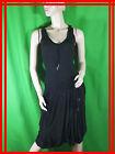 MARITHE FRANçOIS GIRBAUD Taille 36 très jolie robe noire black dress