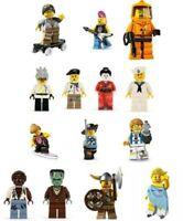 Lego Mini Figures Serie 4 Figure Single New Envelope Rare Original Single Figure