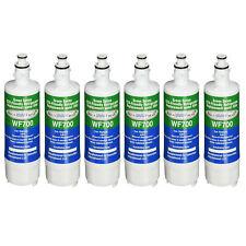 AquaFresh LT700P/ WF700 Replacement Filter for LG ADQ36006101 Refrigerator 6-pk
