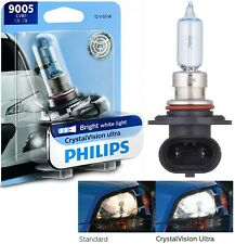 Philips Crystal Vision Ultra 9005 HB3 65W One Bulb Head Light High Beam Replace