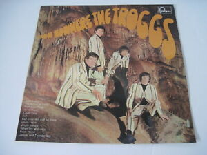 The Troggs - From Nowhere The Troggs - 1966 - TL 5355  11/16 matrix VG/ VG+