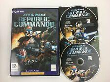 PC  Star Wars: Republic Commando Classic