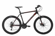 """VTT 26"""" Semi-Rigide Vélo Sharp noir-rouge 21 vitesses TC 51 CM 383M"""
