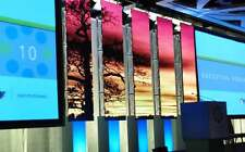 LED Video Wall HIRE for parties, birthdays, weddings and corporate events