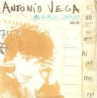 ANTONIO VEGA - ME QUEDO CONTIGO CD SINGLE 1 TRACK SPAIN PROMO 2004