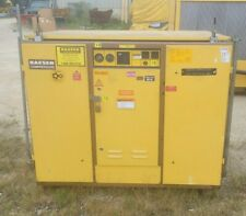 Kaeser Bs61 50 Hp Rotary Screw Air Compressor Withelectrical Disconnect