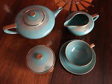 GINORI  servizio da te' 14 pezzi ceramica anni '50