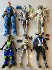 Loose Hasbro Overwatch Ultimates Series Action Figure Lot Tracer Soldier 76