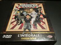 "COFFRET 3 DVD NEUF ""DEADMAN WONDERLAND - INTEGRALE - EDITION GOLD"" manga"
