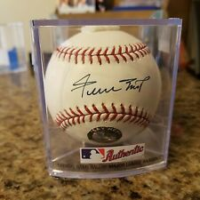 WILLIE MAYS SIGNED AUTO OMLB BASEBALL GIANTS SAY HEY/PSA CERT
