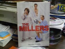 The Millers: The Complete First 1st Season One 1    (3 DVD set, 2014)  Brand New