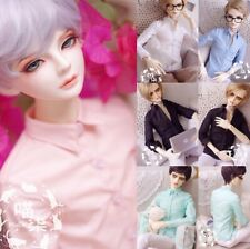 New Blue/Green Sexy Masculine Shirt/Outfit For 1/3 SD13 PULIP BJD Clothes