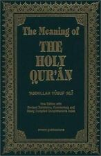 The Meaning of the Holy Quran by Abdullah Yusuf Ali (2003, Hardcover)