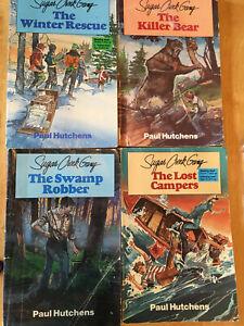 Lot of 4 Sugar Creek Gang paperbacks