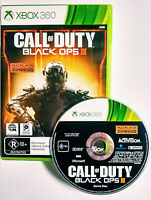 Mint Disc Xbox 360 Call of Duty Black Ops 3 III Multiplayer Zombie Free Postage