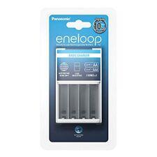 10h Panasonic Eneloop BASIC Charger Bq-cc51 On1738 es
