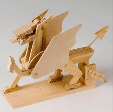 Timberkits Bois Automate Kit (le Dragon)
