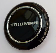 TRIUMPH Corno Interruttore Push & Badge per TRIUMPH TR6, TRIUMPH GT6 & Spitfire, 159761
