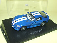 DODGE VIPER RT/10 Bleu UNIVERSAL HOBBIES Défaut default